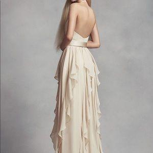 Vera Wang Dresses - Vera Wang Bridesmaid dress Midnight size 2